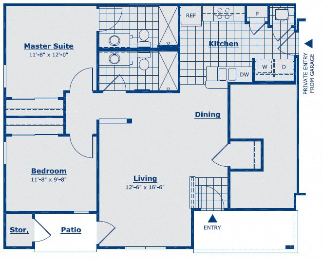 The Platinum Floor Plan 12