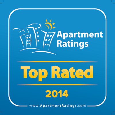 Apartment Ratings Top Community 2014