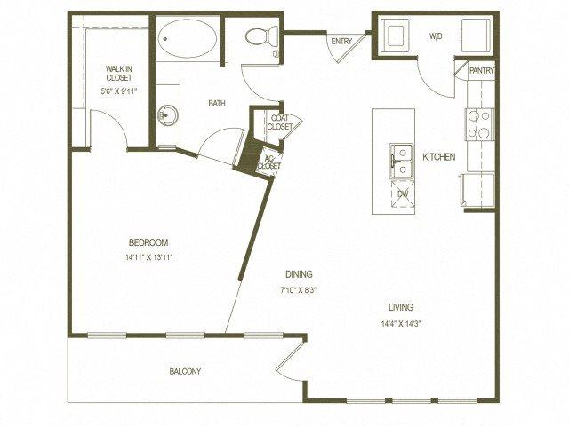 A5 Floor Plan 8