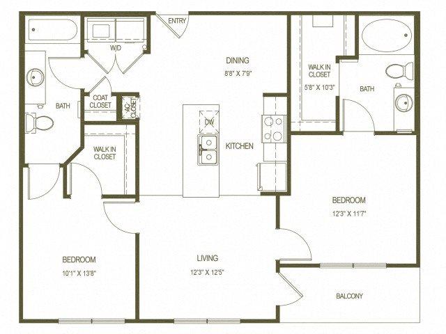 B1 Floor Plan 11