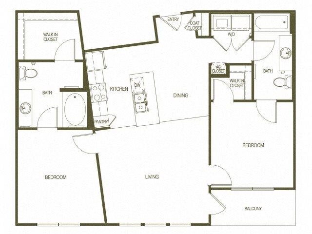 B2 Floor Plan 12