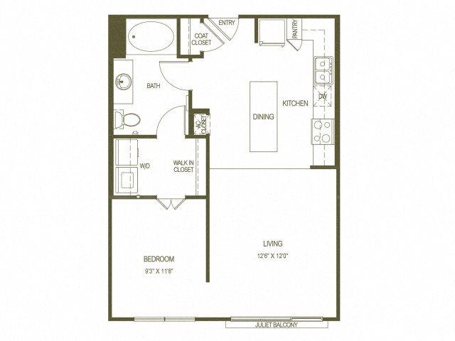 E3 Floor Plan 3