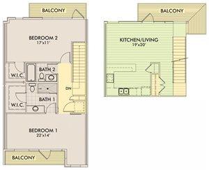 Severance (2-Floors)