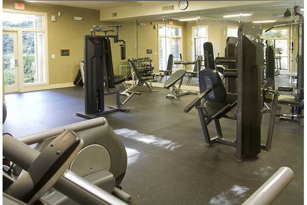 Fitness Center at Apartments For Rent Near Atlanta