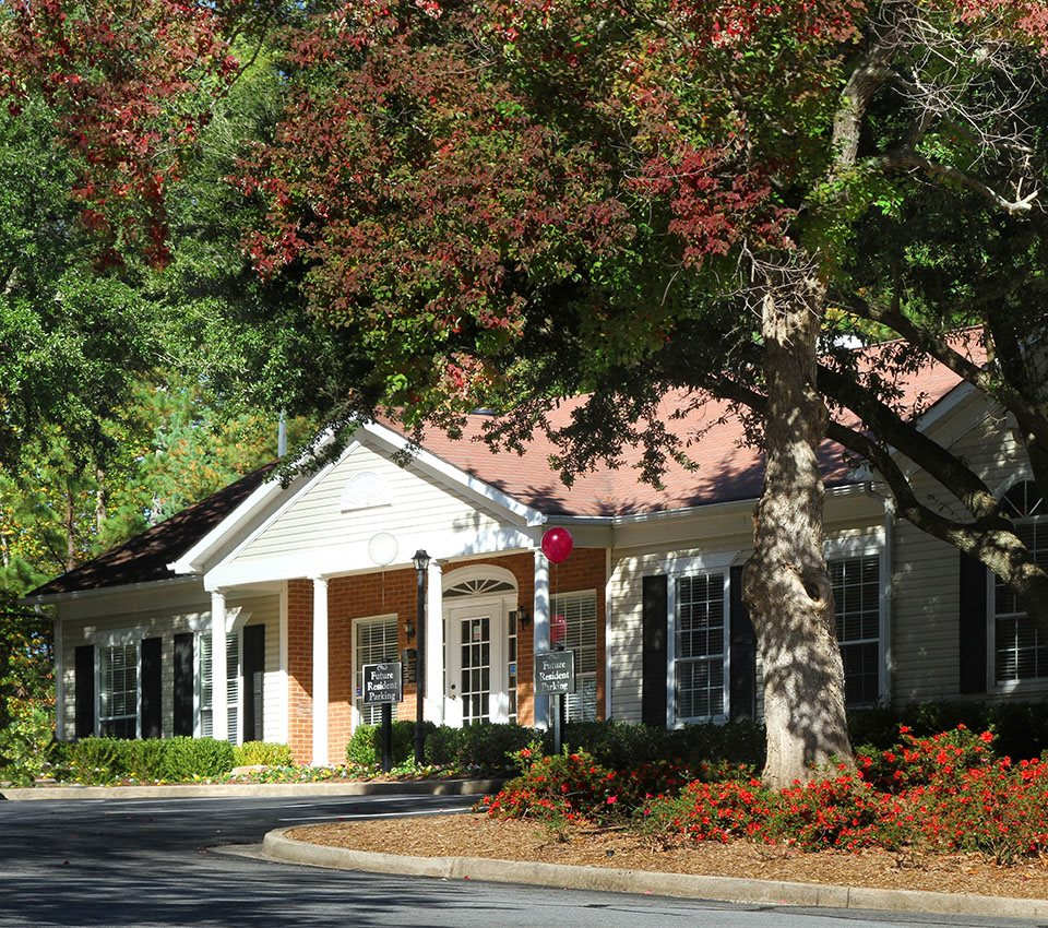 Image of the Exterior of Our Resident Clubhouse