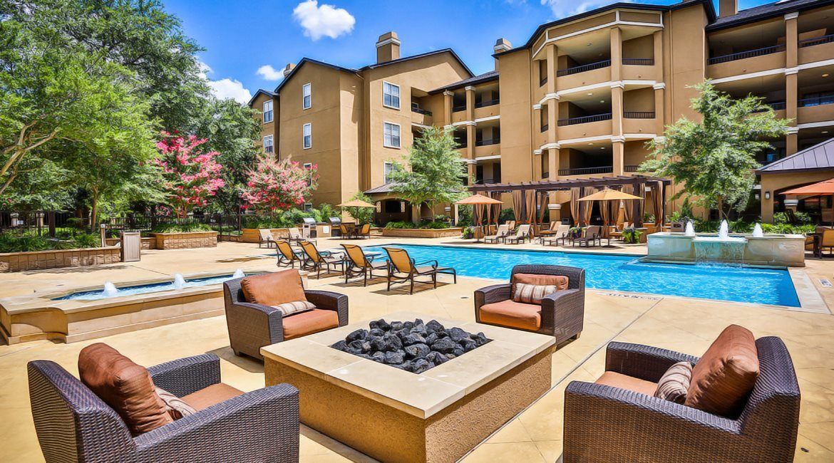 The Courts Luxury Apartments Dallas