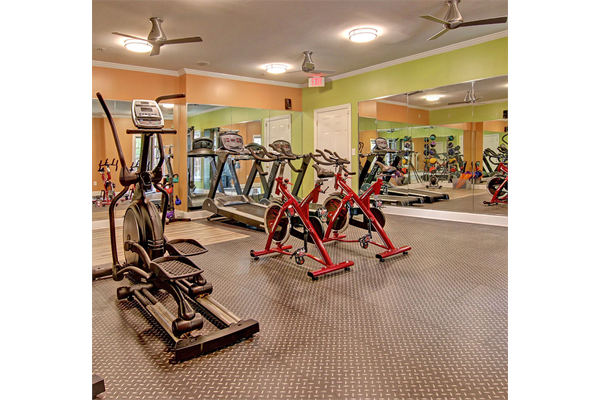 Fitness Center at Brentwood Downs Apartment Homes in Lilburn, Georgia, GA