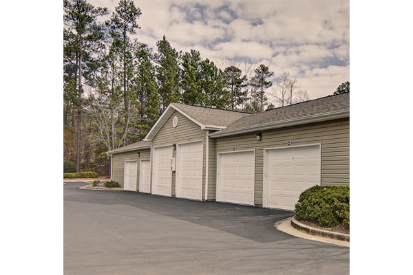 Garages at Brentwood Downs Apartment Homes in Lilburn, Georgia, GA
