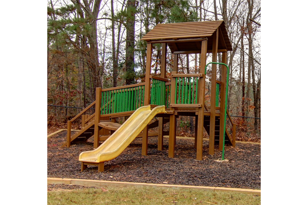 Playground at Brentwood Downs Apartment Homes in Lilburn, Georgia, GA