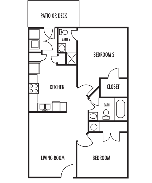 Apartment Ratings Com: Floor Plans Of Sharon Pointe In Charlotte, NC