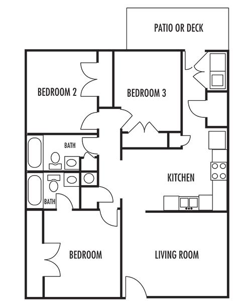 Sharon Pointe Apartment Homes, Charlotte, North Carolina, NC