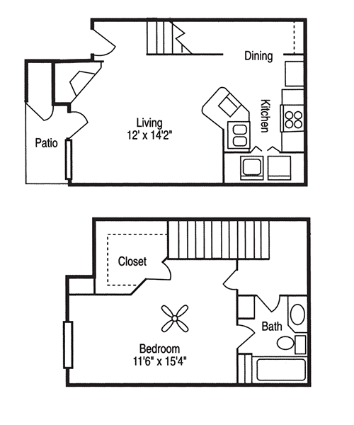 Pepper Tree Apartments: Floor Plans Of Peppertree In Charlotte, NC