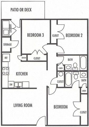 C1 Floor Plan 5