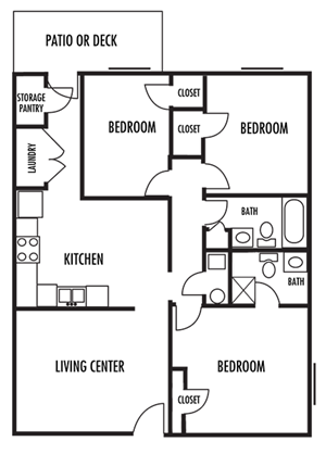 Davidson Apartment Homes, Concord, NC, North Carolina