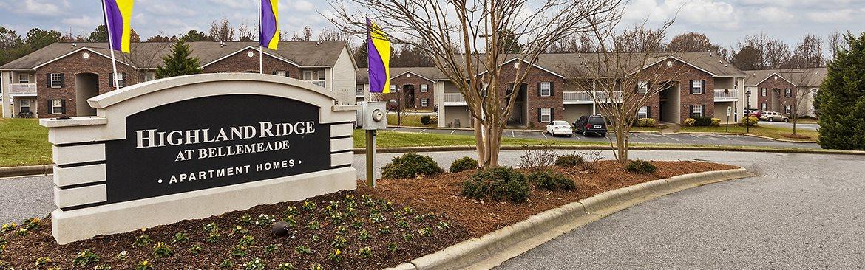 Highland Ridge Apartments In High Point Nc