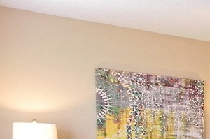 1 Bedroom Living Room at Huntersville Apartments in Huntersville, North Carolina, NC