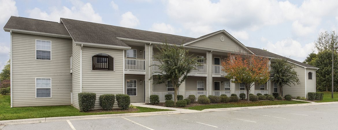 Ashton Wood Apartment Homes, Salisbury, North Carolina, NC