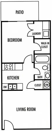Ashton Woods Apartment Homes, Salisbury, North Carolina, NC