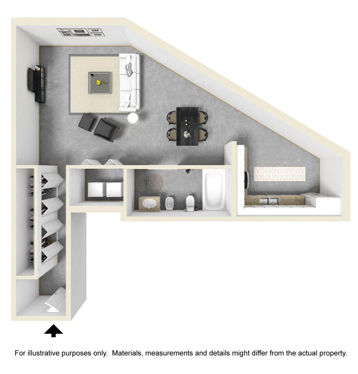 F2 Floor Plan 2