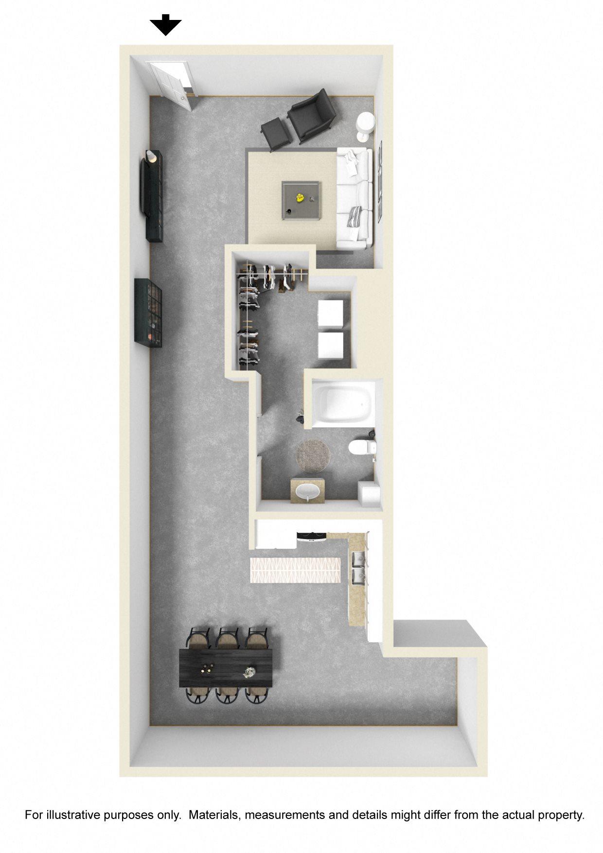 F3 Floor Plan 3