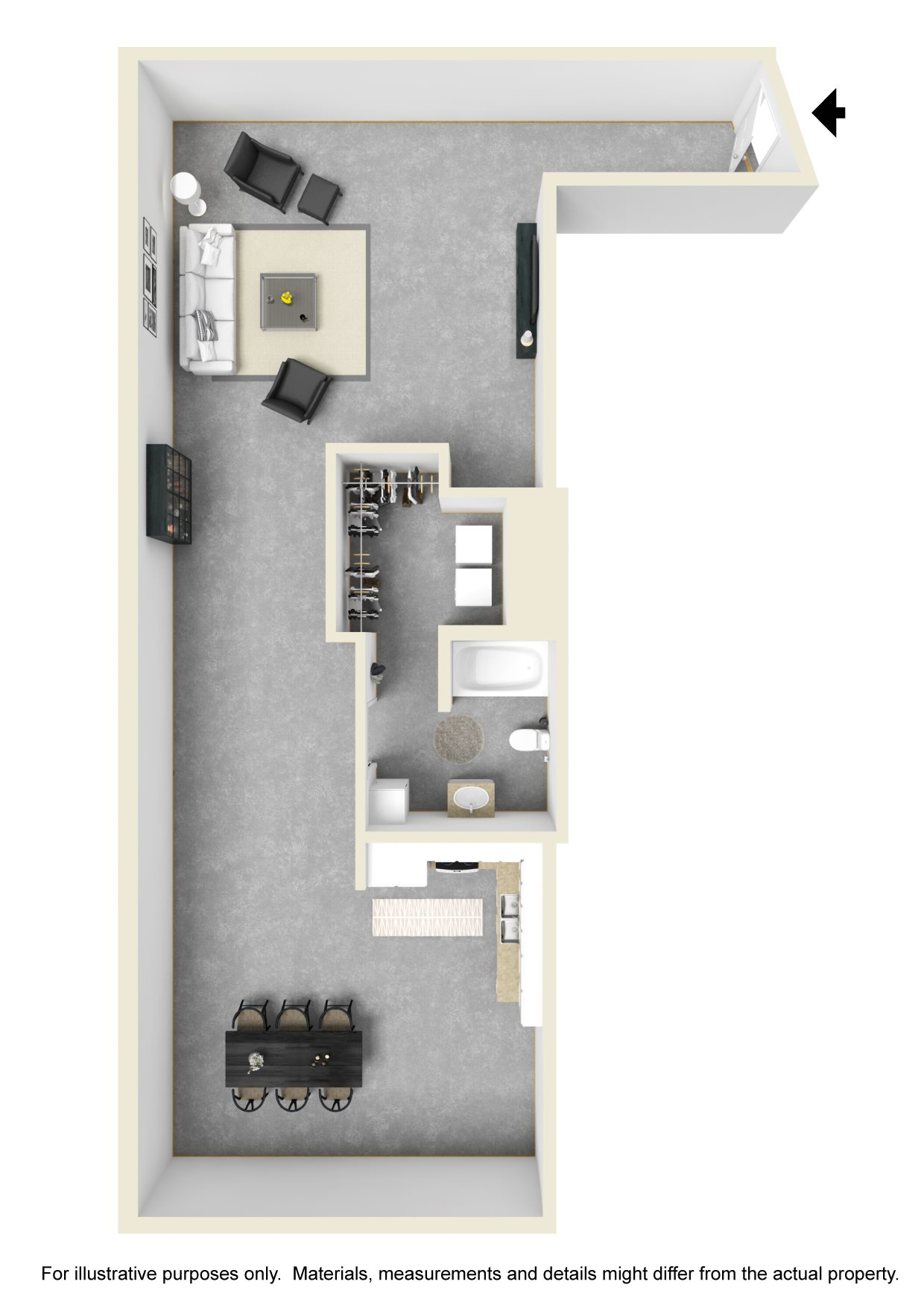 F4 Floor Plan 4