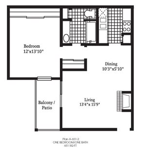 Davenport Apartment Homes, Dallas, Texas, TX