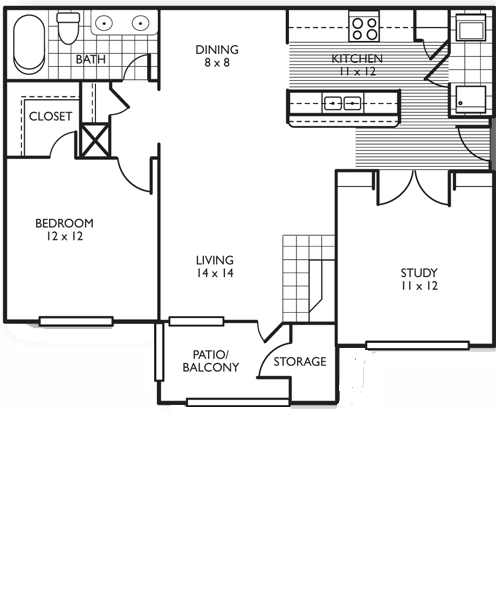 The Amarillo Floor Plan 3