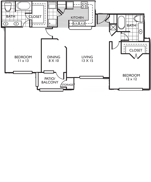 The Arlington Floor Plan 5