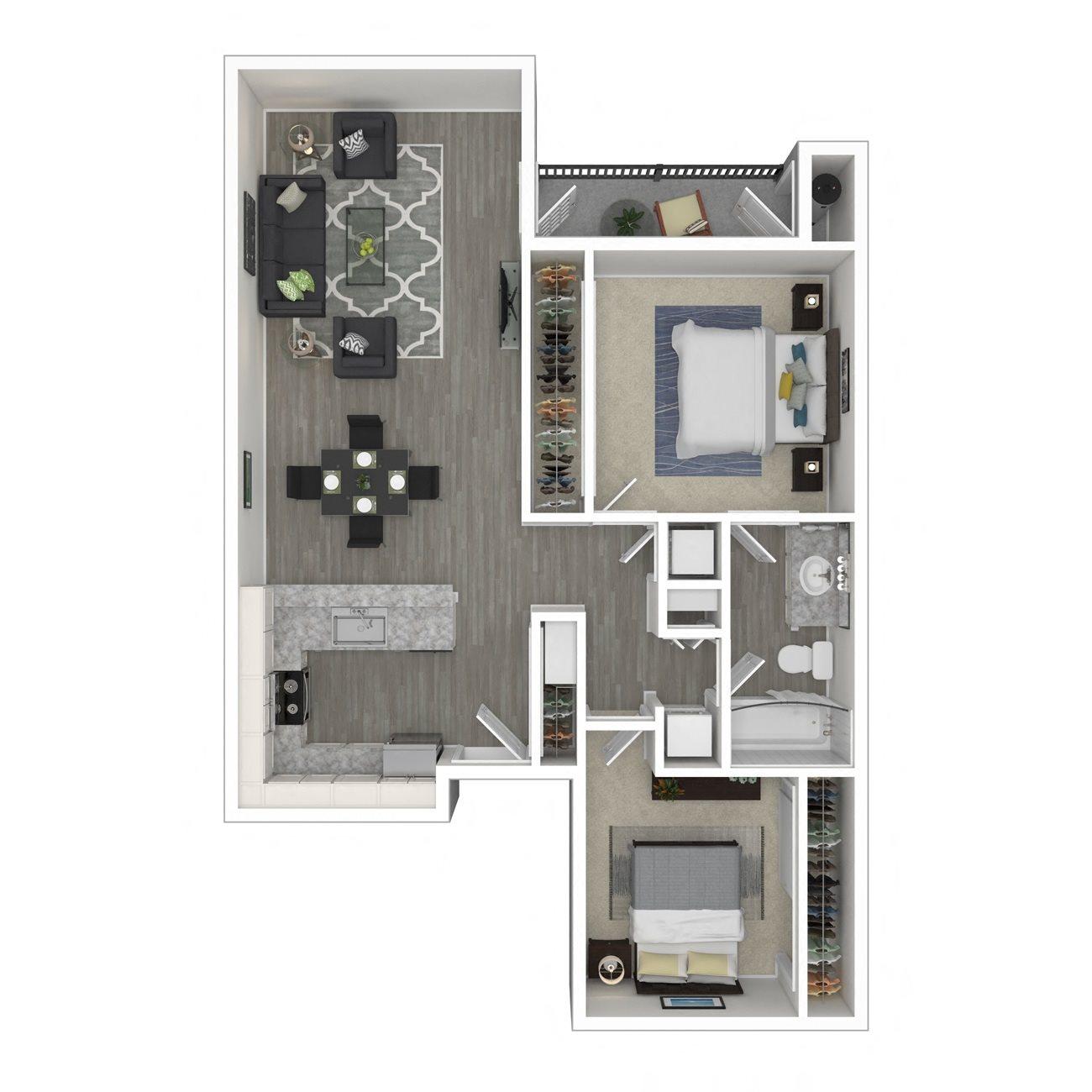 Everson Floor Plan 5