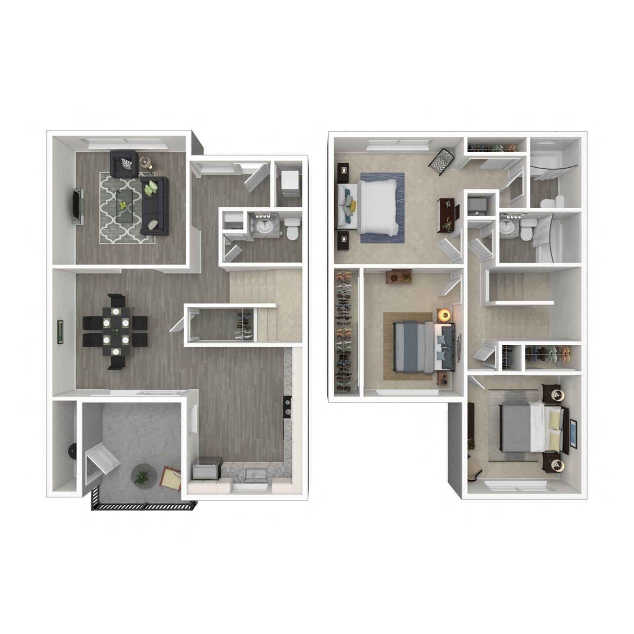 Mondavi Floor Plan 6