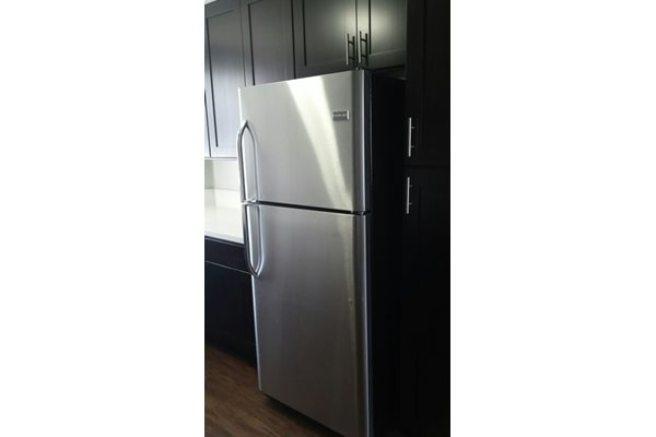 stainless steel appliances refrigerator