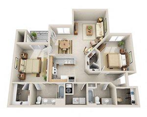 Redstone Ranch Apartments, 4775 Argonne Street, Denver, CO - RENTCafé
