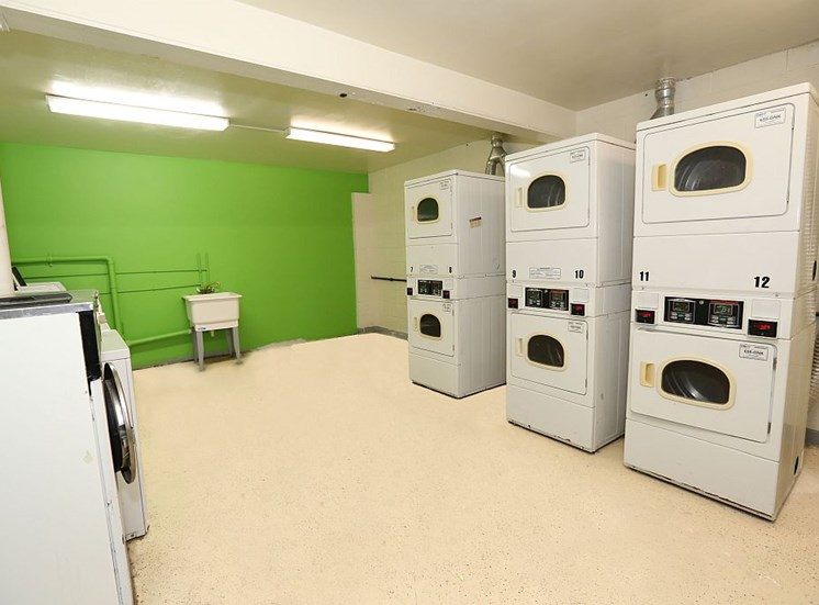 On-Site Laundry | Gary, IN