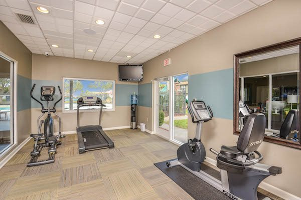 Veridian Townhomes apartments Melbourne, FL 32935 24-hour fitness center