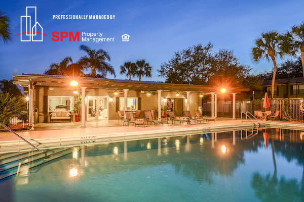 Veridian Townhomes apartments Melbourne, FL 32935 professionally managed by SPM