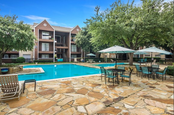 Seacrest Apartments 2804 Belt Line Road Garland Tx
