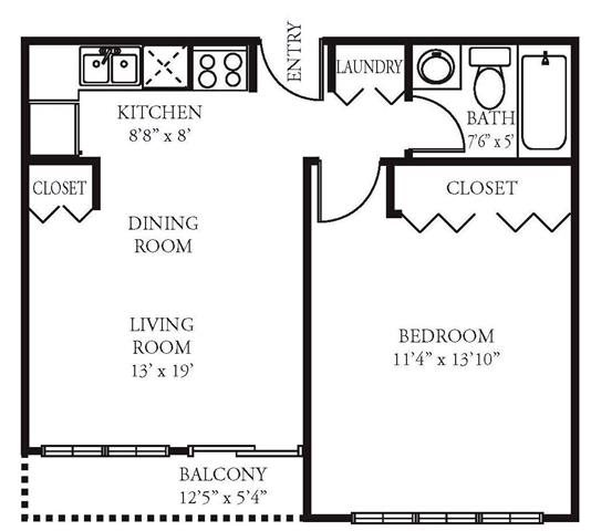 3 Bedroom House For Rent In Philadelphia: Floorplans & Pricing
