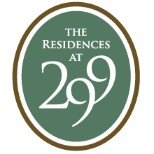 The Residences at 299 logo