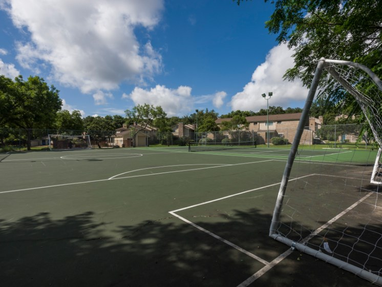 Sports Courts Picture