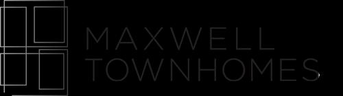 Maxwell Townhomes Logo
