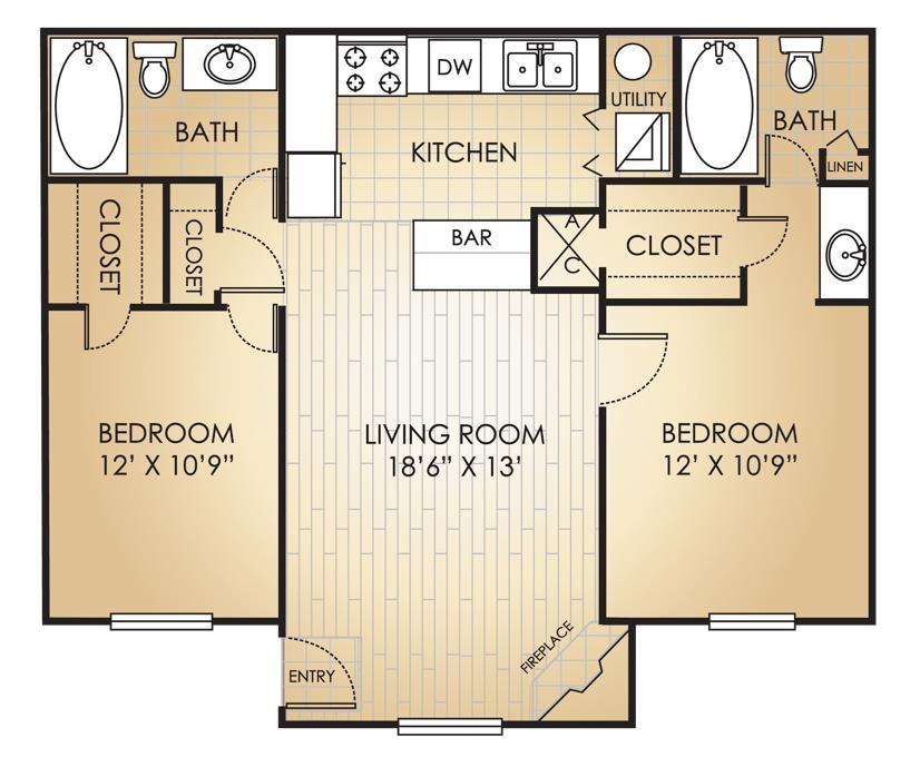austin apartments 78753