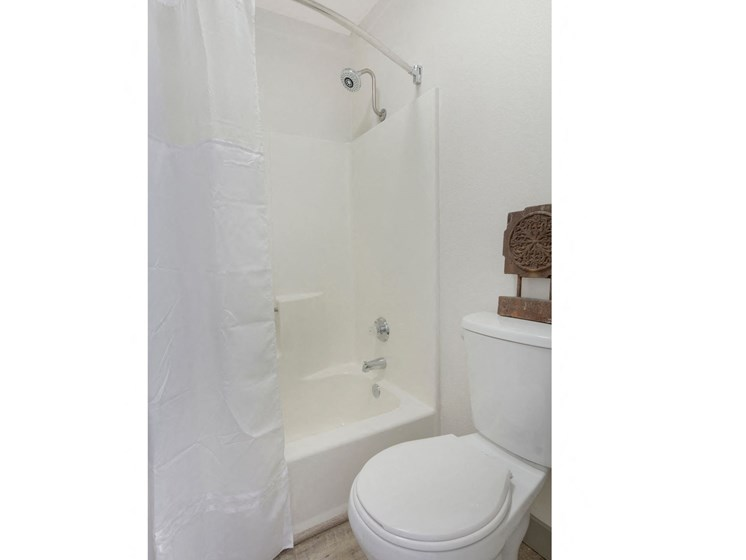 remodeled 2x1 bath