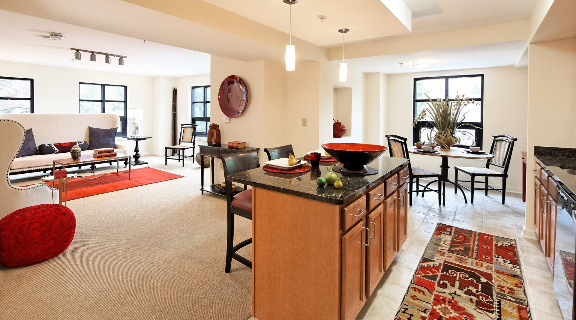 The Loree Grand At Union Place Apartments In Washington Dc