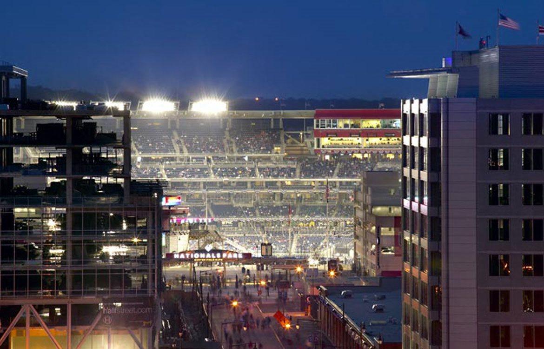 Neighborhood Nationals Stadium, Apartments in Washington, D.C