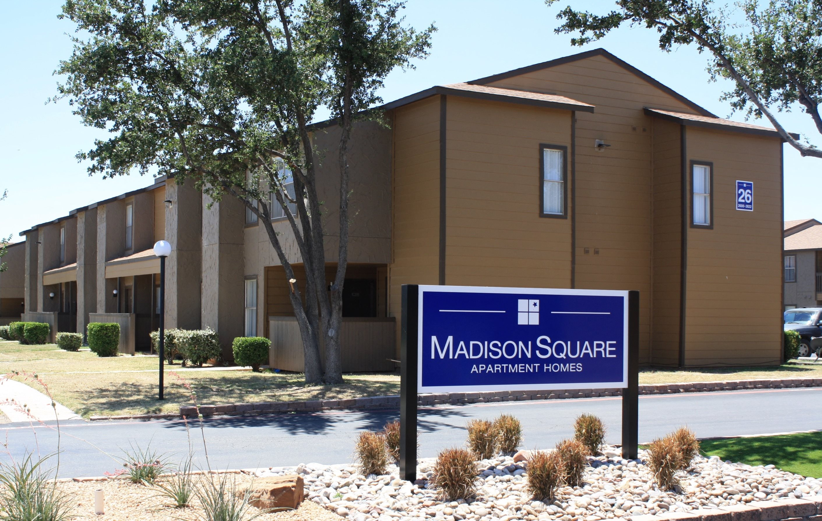 Photos and Video of Madison Square in Odessa, TX