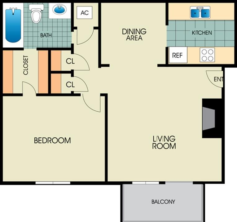 The Dogwood Floor Plan 2