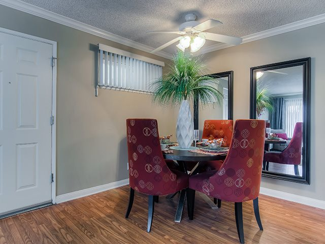 Separate Dining Area at Sage Creek Apartment Homes, Simi Valley, 93063