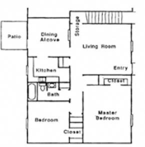 The High Meadows Floor Plan 2