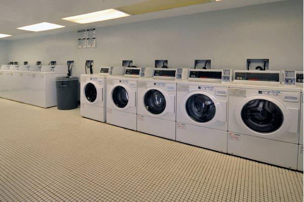 Laundry Care Facilities at Olde Salem Village, Falls Church, VA,22041