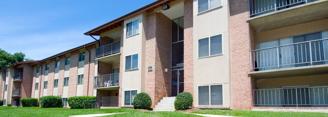 Private Balconies at Townley, Beltsville, MD, 20705